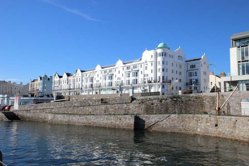 2 Bedrooms Flat for sale in Grand Parade, The Hoe, Plymouth, PL1 3DF