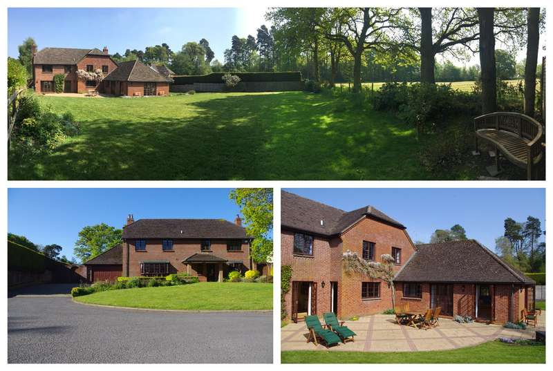 5 Bedrooms Property for sale in The Firs, Inkpen, Hungerford, Berkshire