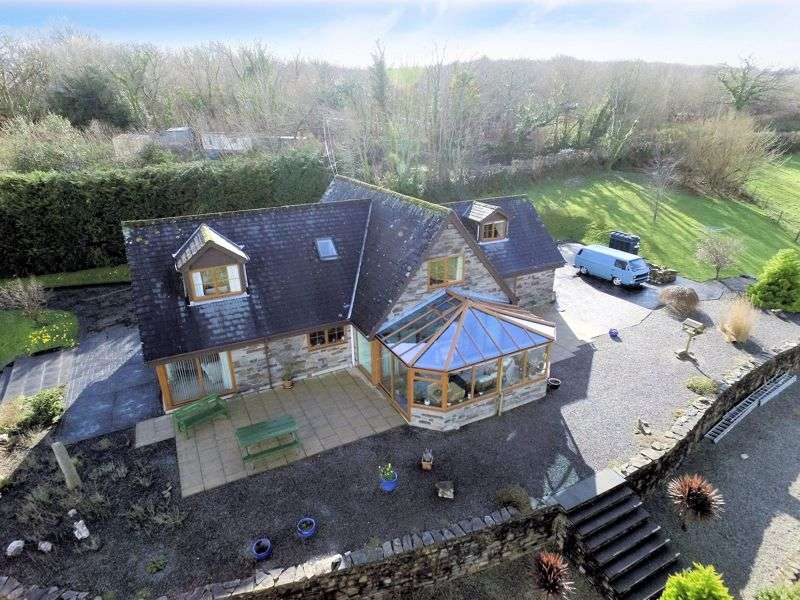 4 Bedrooms Property for sale in PANORAMIC VIEWS OVER TAVISTOCK SURROUNDING COUNTRYSIDE