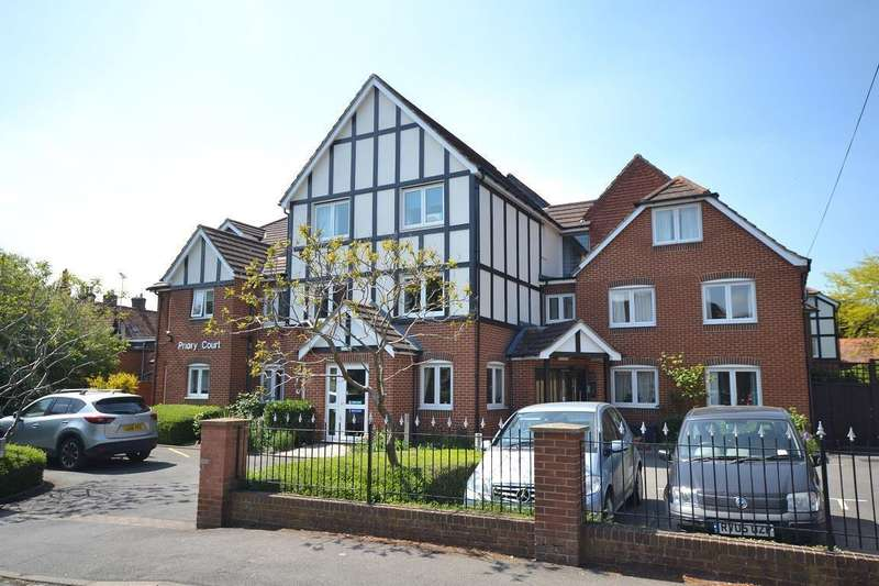 2 Bedrooms Retirement Property for sale in Priory Court, Priory Avenue, Reading