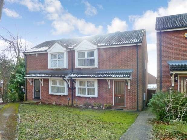 2 Bedrooms Semi Detached House for rent in Station Road, Harpenden, Harpenden