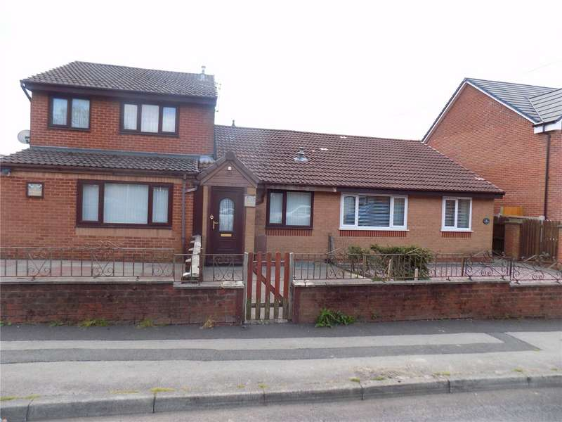 1 Bedroom Terraced Bungalow for sale in Summer Street, Horwich, Bolton, Greater Manchester, BL6