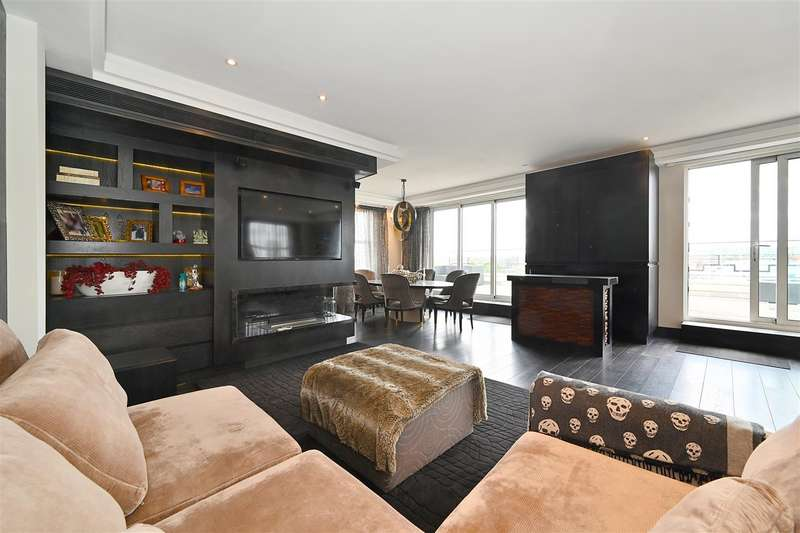 3 Bedrooms Flat for rent in Penthouse, 15 Portman Square, Marylebone W1H