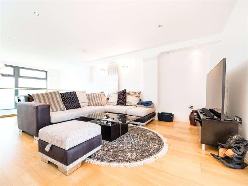 3 Bedrooms Flat for sale in Meridian Point, Creek Road, Deptford, London, SE8