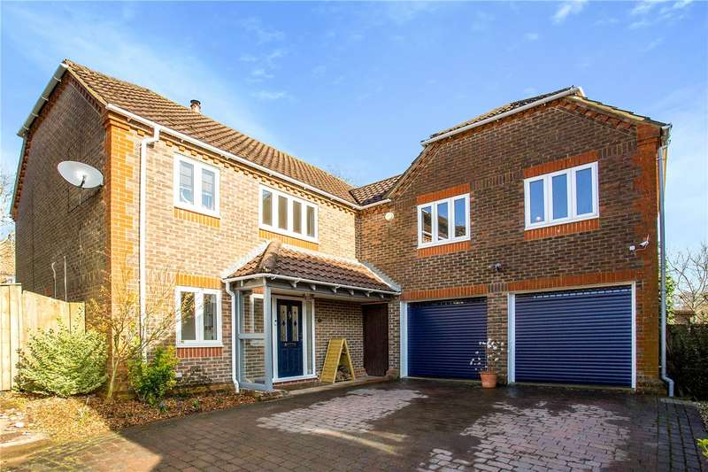 5 Bedrooms Detached House for sale in Kiln Drive, Curridge, Thatcham, Berkshire, RG18