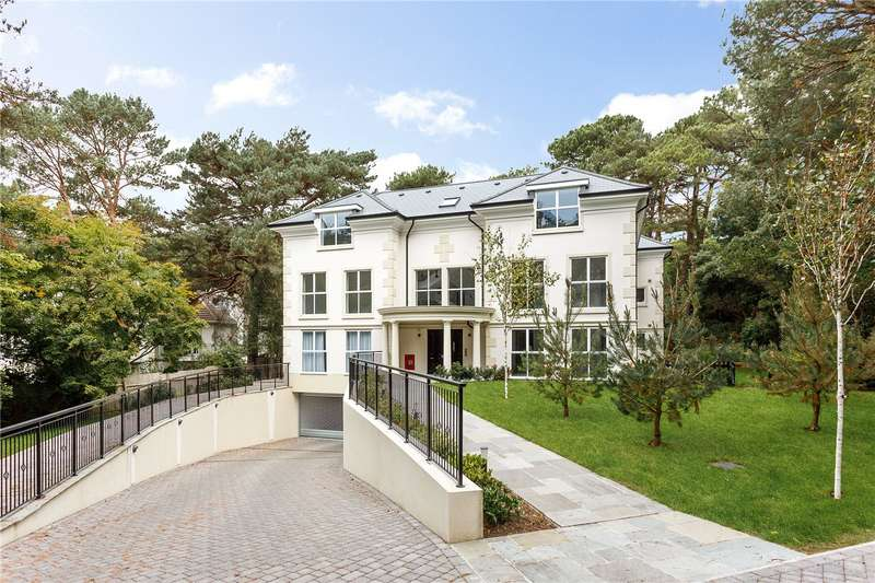 2 Bedrooms Flat for sale in Lilliput Road, Canford Cliffs, Poole, Dorset, BH14