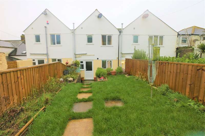 3 Bedrooms Terraced House for sale in Fore Street, Praze, Camborne