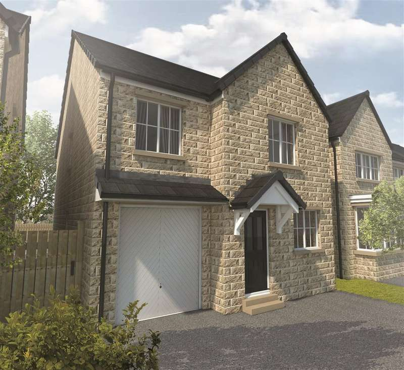 4 Bedrooms Detached House for sale in The Grassington, Plot 11, Thackley Grange, Thackley. BD10 8LW
