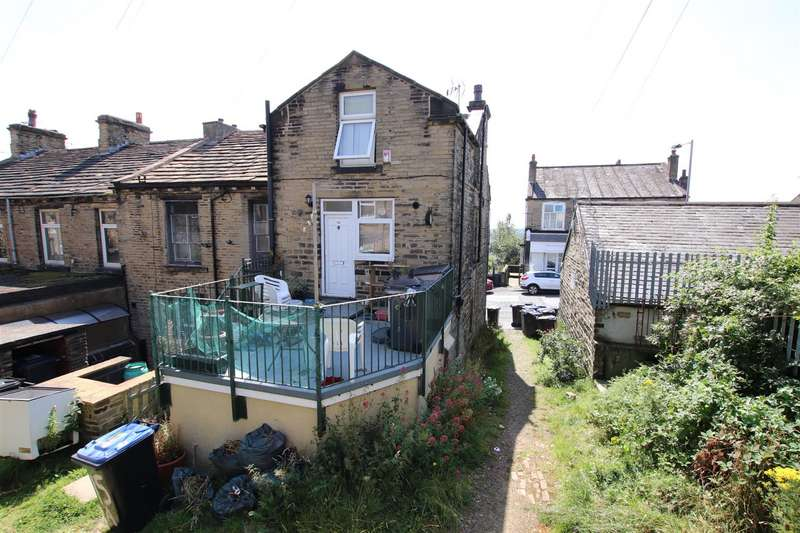 2 Bedrooms End Of Terrace House for sale in Stony Lane, Eccleshill, Bradford