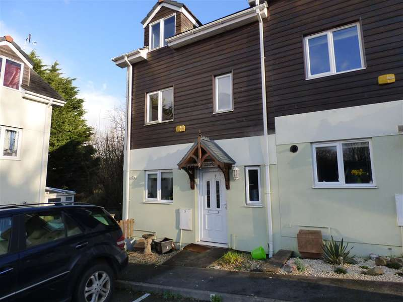 3 Bedrooms End Of Terrace House for sale in The Orchard, Old Totnes Road, Buckfastleigh