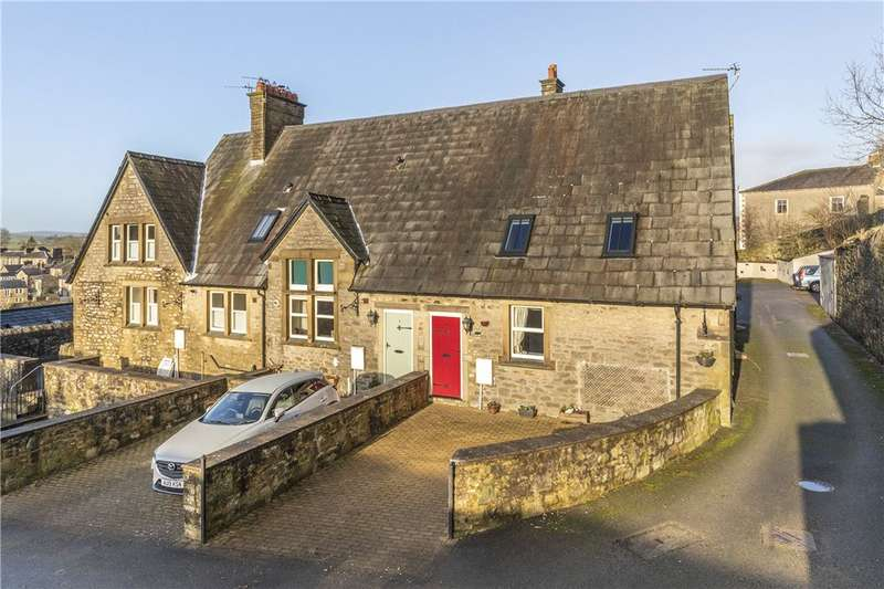 3 Bedrooms End Of Terrace House for sale in Old School Close, Settle, North Yorkshire
