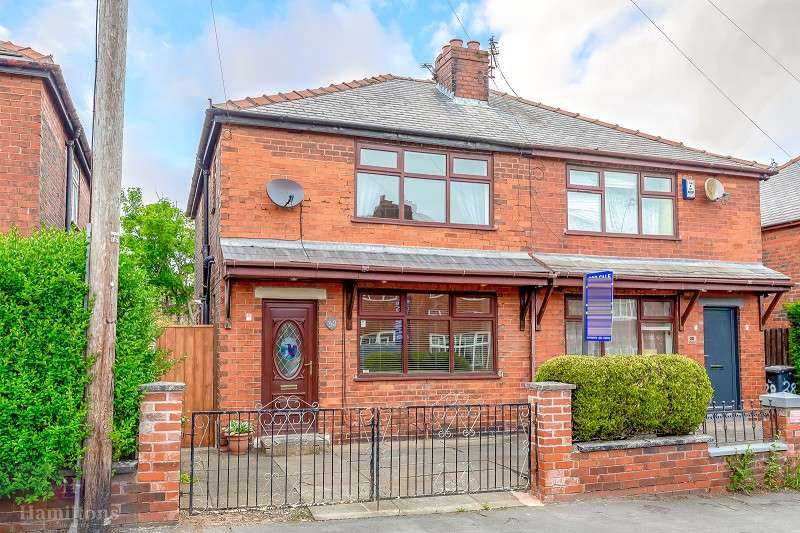 3 Bedrooms Semi Detached House for sale in Edna Road, Leigh, Greater Manchester. WN7 5ES