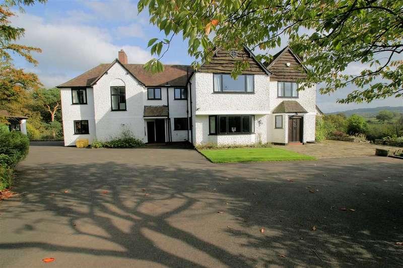 6 Bedrooms Detached House for sale in Deepdale, Birchall Lane, Leek