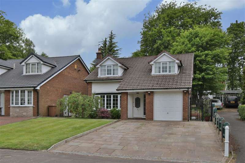 4 Bedrooms Detached House for sale in Mizzy Road, Rochdale, OL12 6HL