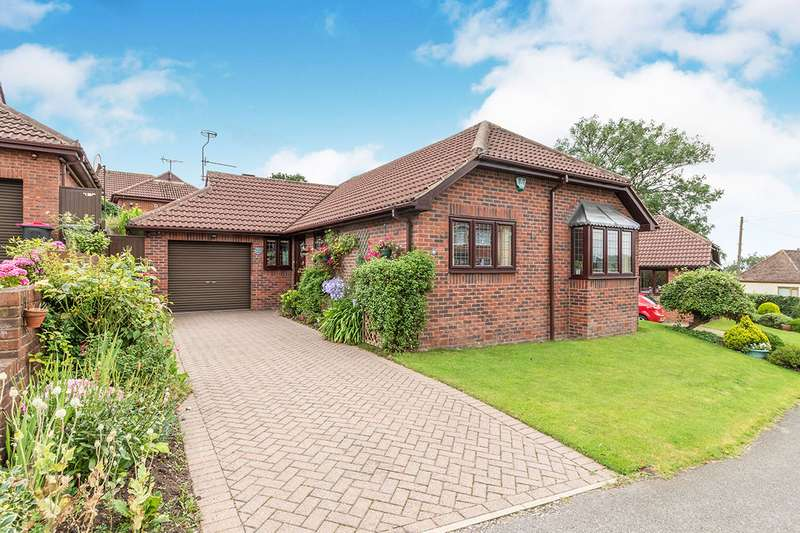 3 Bedrooms Detached Bungalow for sale in Serlby Lane, Harthill, Sheffield, S26