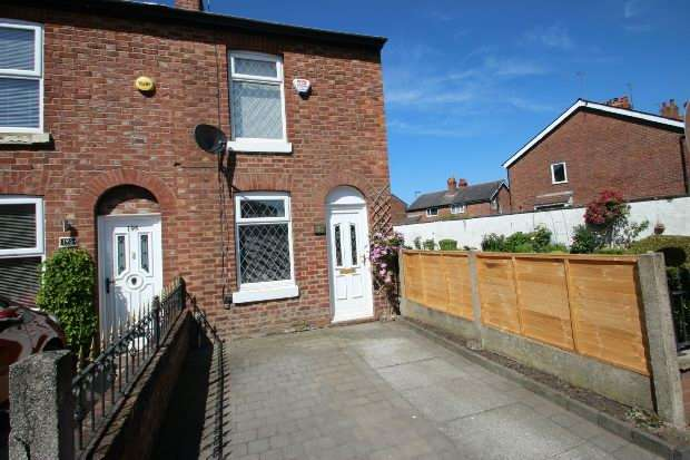 1 Bedroom End Of Terrace House for sale in Northenden Road, Sale