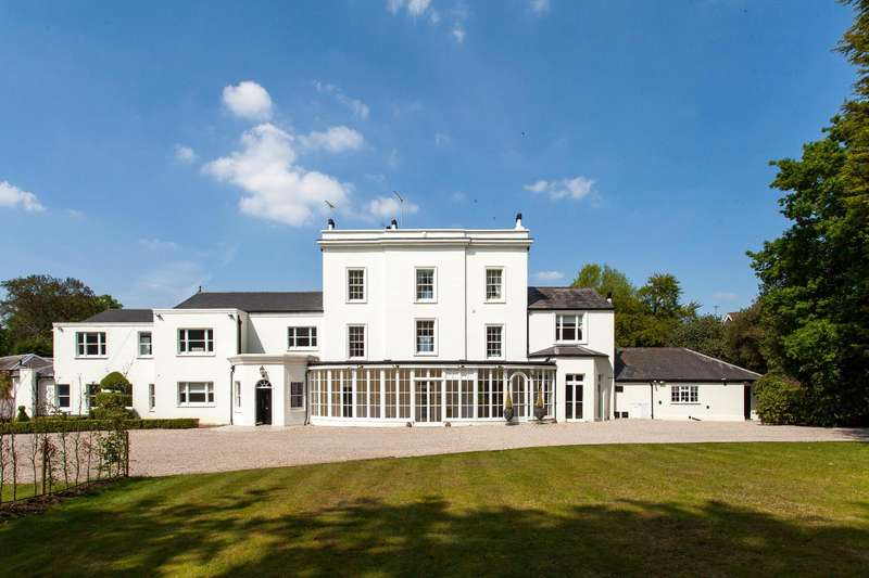 9 Bedrooms Country House Character Property for sale in Manor Road, High Beech, Loughton, Essex