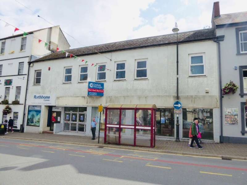 Commercial Property for rent in Lammas Street, Carmarthen,