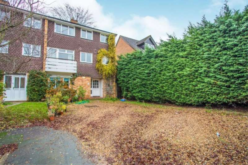3 Bedrooms House for sale in Melrose Place, Watford, Hertfordshire, WD17