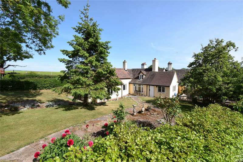 3 Bedrooms Cottage House for sale in 90 Weston Heath, Shifnal, Shropshire, TF11