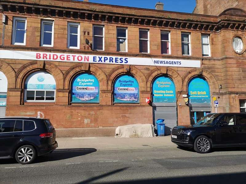 Commercial Property for rent in London Road, Glasgow