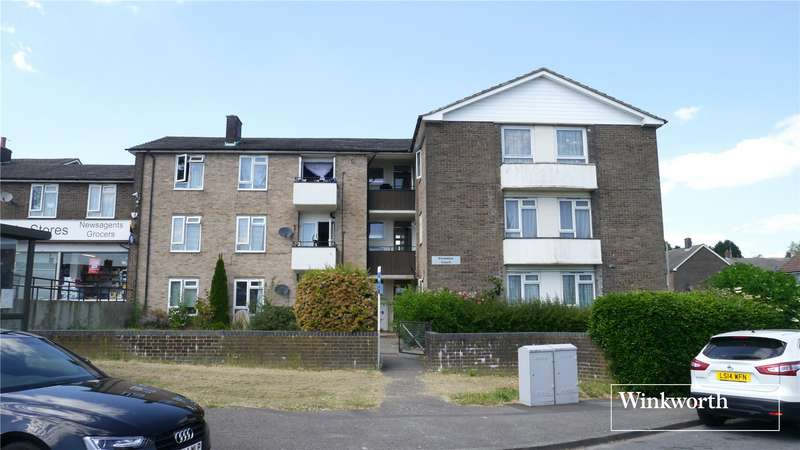 2 Bedrooms Flat for sale in Elvaston Court, Quinta Drive, Barnet, EN5