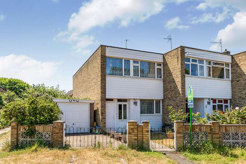 4 Bedrooms Semi Detached House for sale in Kneller Road, Whitton, Twickenham, TW2