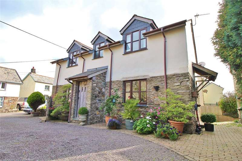 3 Bedrooms Detached House for sale in West Down, Devon, EX34