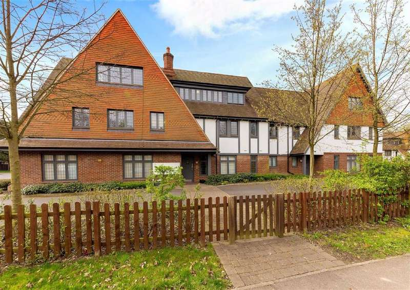 1 Bedroom Property for sale in Old Mile House Court, St. Albans, Hertfordshire - AL1 1AR