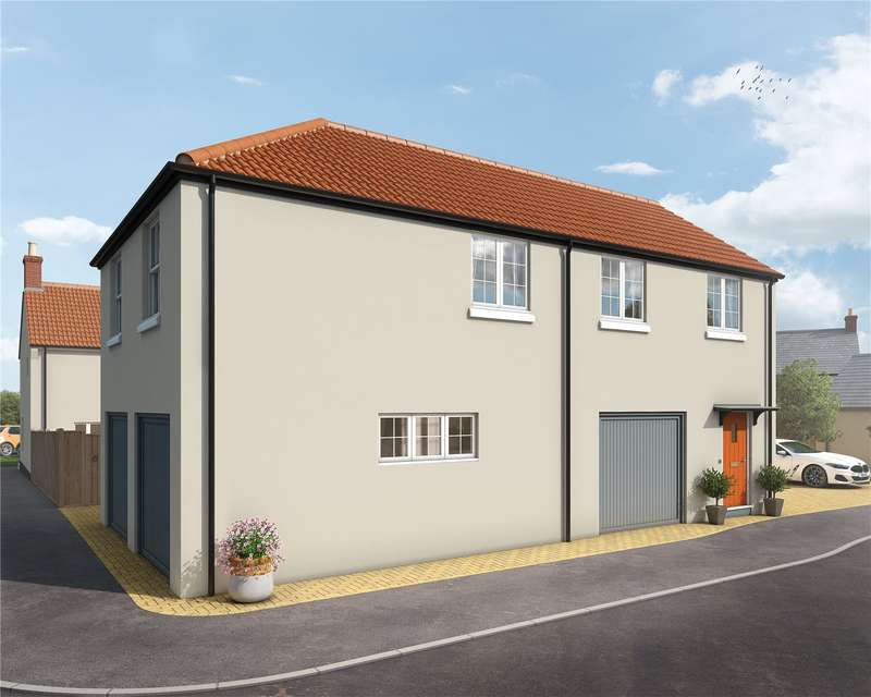 2 Bedrooms House for sale in Woodlands Road, Mere, Warminster, Wiltshire, BA12
