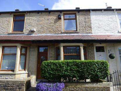 3 Bedrooms Terraced House for sale in Dugdale Road, Burnley, Lancashire