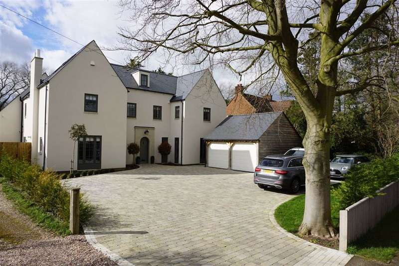 6 Bedrooms Detached House for sale in Willoughby Road, Countesthorpe, Leicestershire