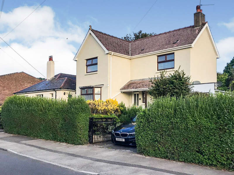 3 Bedrooms Detached House for sale in Parc Avenue, Pontnewydd, Cwmbran