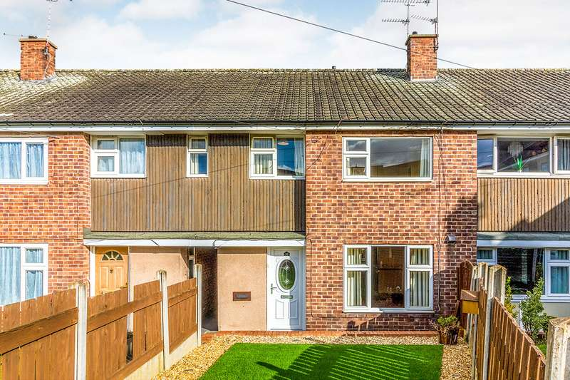 3 Bedrooms Semi Detached House for sale in Calder Road, Rotherham, South Yorkshire, S61