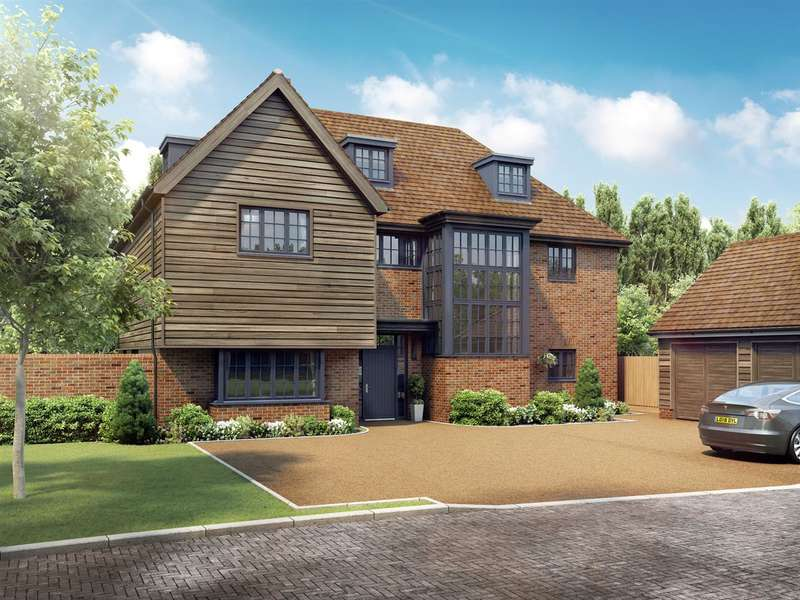 5 Bedrooms Detached House for sale in The Sunflower, Radstone Gate, Thorn Lane, Stelling Minnis