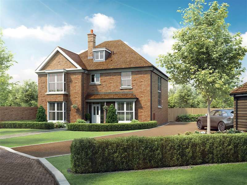 5 Bedrooms Detached House for sale in The Mallow, Radstone Gate, Thorn Lane, Stelling Minnis