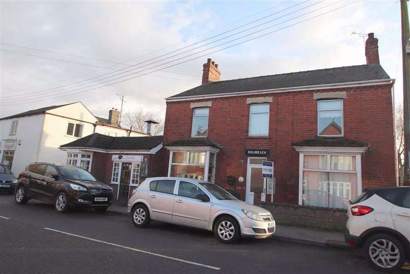 4 Bedrooms Detached House for sale in Knight Street, Pinchbeck, Spalding