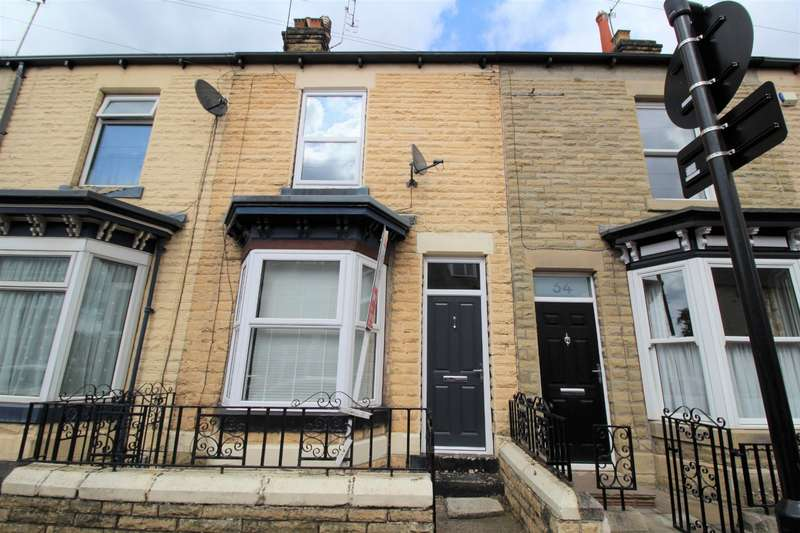 3 Bedrooms House for sale in Hawksley Avenue, Sheffield, South Yorkshire, S6