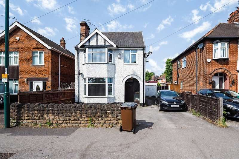 3 Bedrooms Detached House for sale in Nuthall Road, Nottingham, NG8