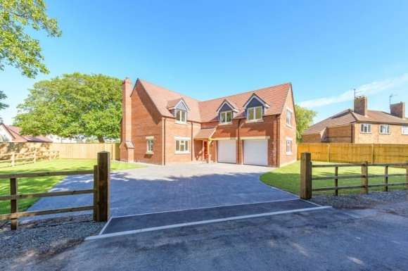 5 Bedrooms Detached House for sale in Coalbeach Lane South, Surfleet