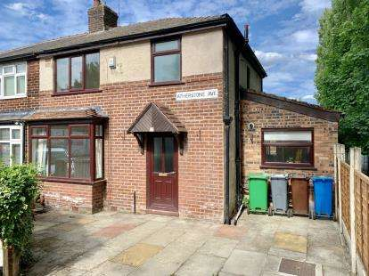 3 Bedrooms Semi Detached House for sale in Atherstone Avenue, Manchester, Greater Manchester