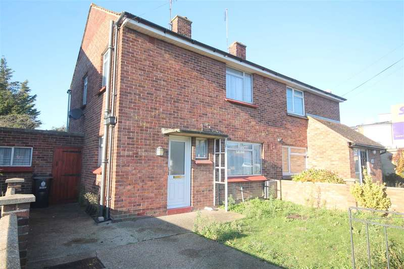 3 Bedrooms Semi Detached House for sale in Cloes Lane, Clacton on Sea