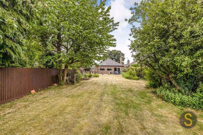 4 Bedrooms Detached House for sale in St Leonards