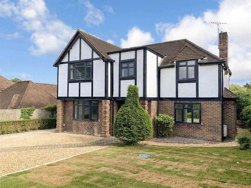 4 Bedrooms Detached House for sale in Cockney Hill, Tilehurst, Reading, Berkshire, RG30