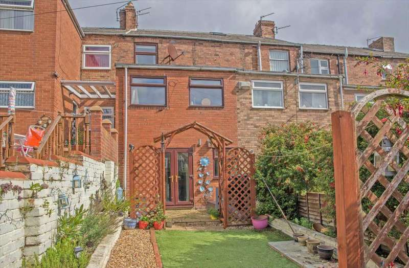 3 Bedrooms Terraced House for sale in Cooks Cottages, Ushaw Moor, Durham