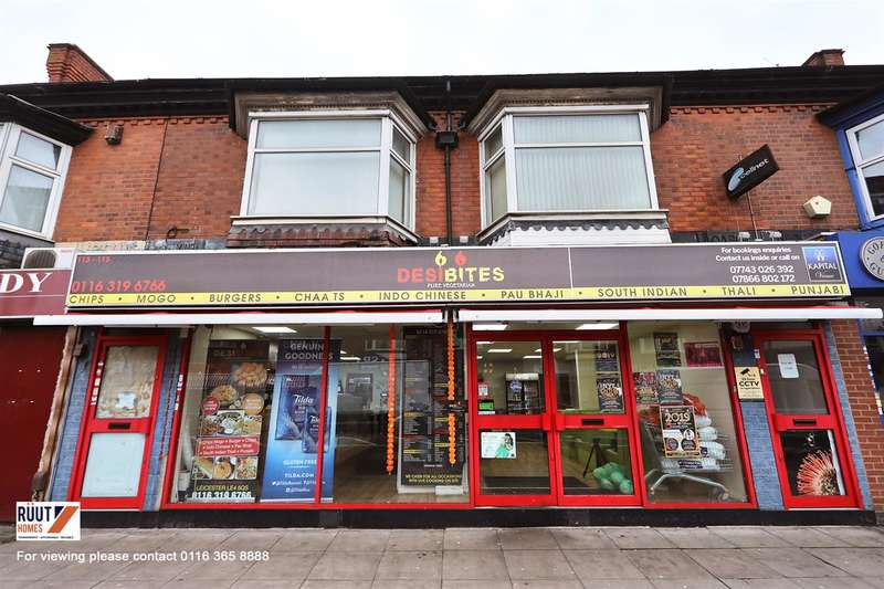 Commercial Property for sale in 113-115 Melton Road, Leicester