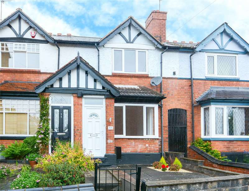 3 Bedrooms Terraced House for sale in Wigorn Road, Bearwood, West Midlands, B67