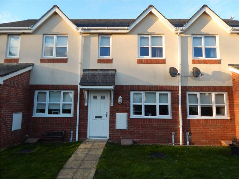 2 Bedrooms Terraced House for sale in Maes Y Coed, Llanddaniel, Anglesey, LL60