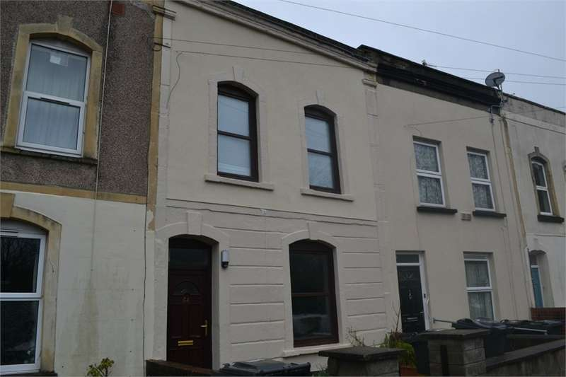5 Bedrooms End Of Terrace House for rent in Claremont Street, Bristol