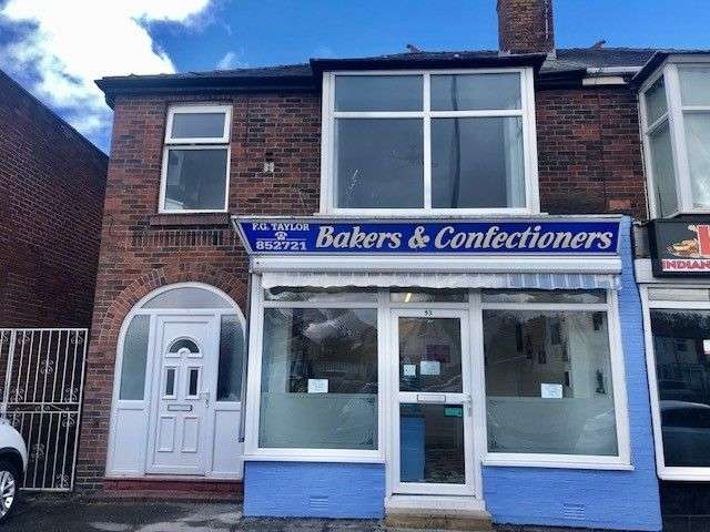 Property for sale in Rossall Road, Thornton-Cleveleys, FY5